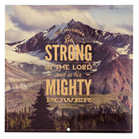 Picture of Be Strong In The Lord Ephesians 6:10