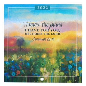 Picture of I Know The Plans Jeremiah 29:11