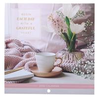 Picture of Grateful Heart (Small Calendar 2022)