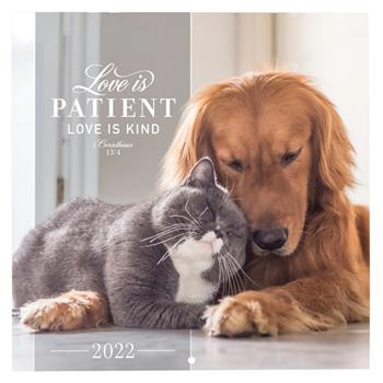 Picture of Love Is Patient 1 Corinthians 13:4
