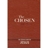 Picture of The Chosen Leatherlux Devotional