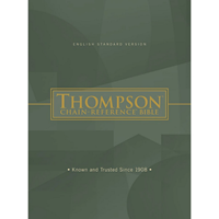 Picture of ESV Thompson Chain Reference Bible