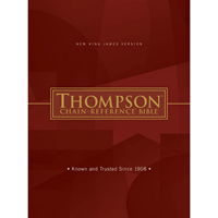 Picture of NKJV Thompson Chain Reference