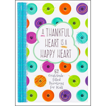Picture of A Thankful Heart Is A Happy Heart
