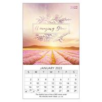 Picture of Amazing Grace (Mini Magnetic Calendar 2022)