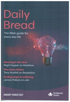 Picture of Daily Bread Jan-Mar 2022