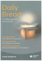 Picture of Daily Bread Oct-Dec 2021