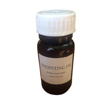 Picture of Anointing Oil Bottle 20ml